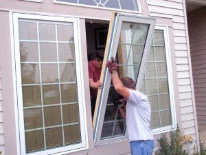 riparazione finestre